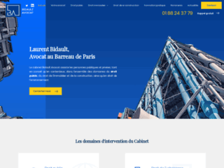 avocat en droit public à Paris 3