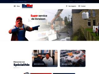 Détails : Magasin de matériaux de construction | BigMat