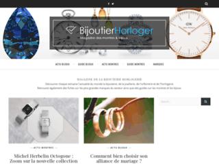Bijoutier Horloger