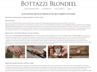 Détails : Bottazzi & Blondeel