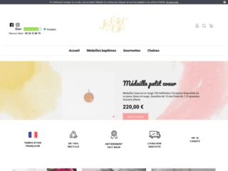 L'Atelier Je T'Ad'Or : créateur de bijoux pour enfants