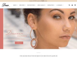 Dear boutique : vente de bijoux en or