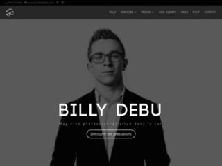 Billy DEBU, le meilleur magicien dans le Var