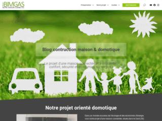 Bimgas : projet domotique
