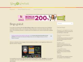 Détails : Jouer au bingo gratuit