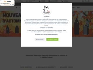 Détails : Boutique eliquide cigarette électronique en ligne
