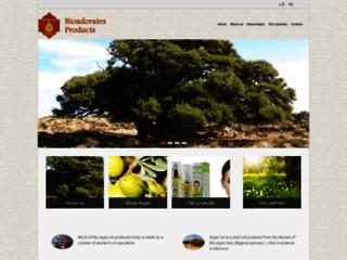 vente huile d'argan marocain biologique par Bioadorates