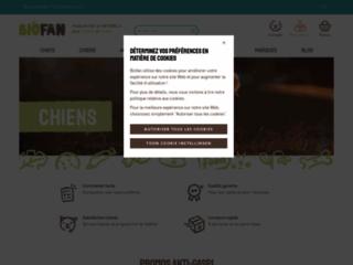Détails : Biofan: Croissance du chiot au naturel