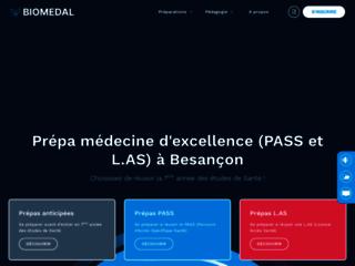 Prépa médecine - Prépa PASS à Besançon
