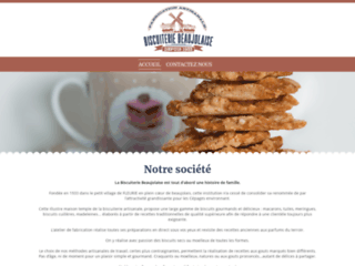 Biscuiterie Beaujolaise