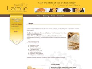 Biscuiterie Latour