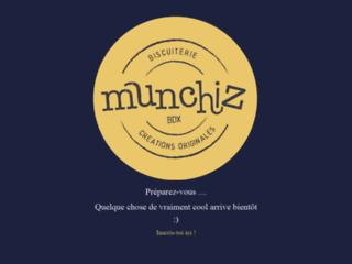 Biscuiterie Munchiz