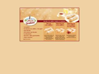 Biscuiterie Grobost