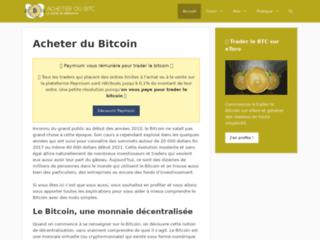 Comprendre le fonctionnement du bitcoin avec le site Bitcoinfr.com