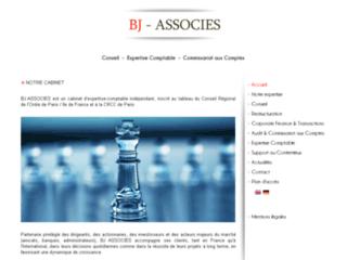 Détails : Commissariat aux comptes France et Allemagne-BJ Associes