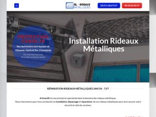 Détails : Dépannage Rideau Métallique