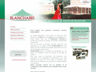 Blanchabri Location Barnum Chapiteau Tente de Reception