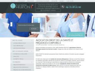 Détails : Avocat pour victime d'infection nosocomiale à Asnières