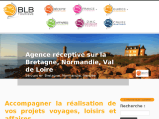 Détails : BLB Tourisme Agence de voyages en Bretagne