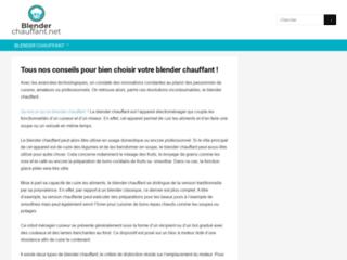 Blender chauffant - Guide d'achat, comparatif et avis clients