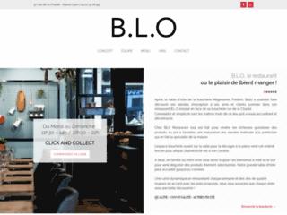 BLO, restaurant de viande situé à Lyon