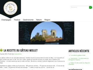 Blog-Champagne-Ardenne.fr - le blog spécialiste de la Champagne Ardenne