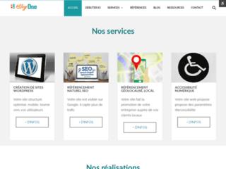 Référencement et création de sites Internet de type Wordpress