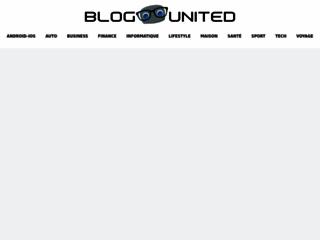Blog-United, webzine d'actualités sur la technologie