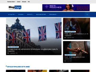 Blog-vape : le site d'actualité de la VAPE