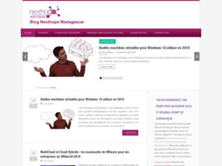 Blog des solutions informatiques par Tsilavo Ranarison