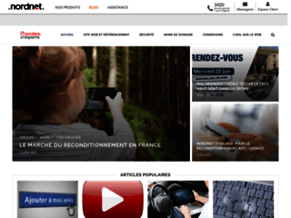 Détails : Le Blog de NordNet