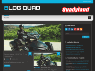 Blog.quadyland.com