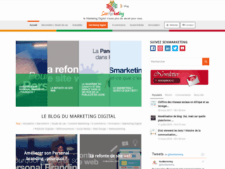 Le Blog de SenMarketing