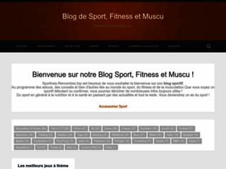 Blog de sport, de fitness et de musculation