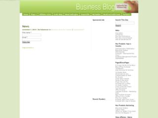 Détails : Informations Marketing et Produits Sympas