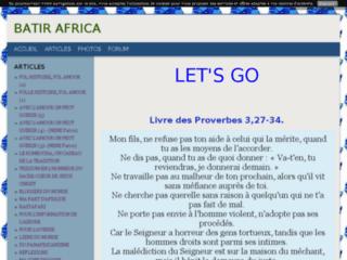 Batir Africa