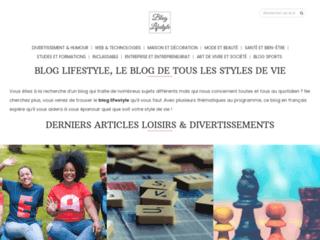 Blog Lifestyle