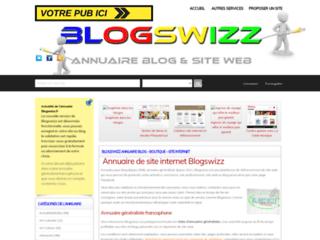 Blogswizz annuaire blog