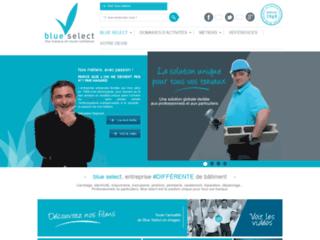 Détails : Rénovation avec Blue Select