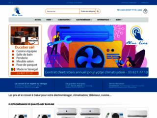 Détails : Blue Line, spécialiste de la climatisation à Dakar