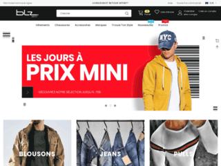 Blzjeans.com: la mode pour hommes a une adresse