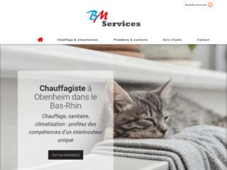 BM Services, plombier chauffagiste en Alsace