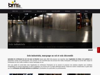 Détails : BMS - Revêtement de sol