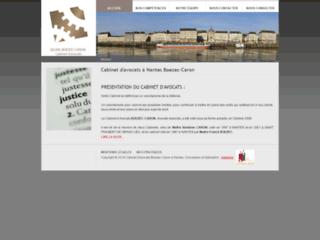 Détails : Cabinet Boezec-Caron – Avocats à Nantes