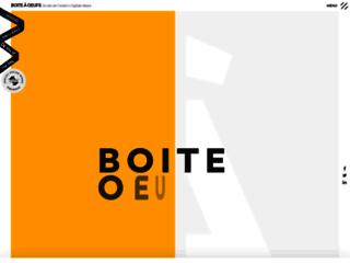 Détails : Boite à oeufs, votre agence digitale en Alsace