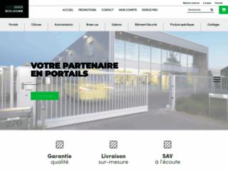 Détails : Portails et clôtures Bologne