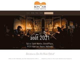Concerts de musique de chambre à Ham-sur-Heure-Nalinnes