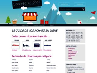 La référence du code promo en France