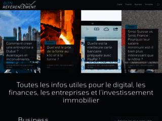 Détails : Agence référencement Naturel France