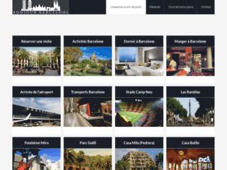Détails : Bonjour Barcelone : blog complet pour votre visite